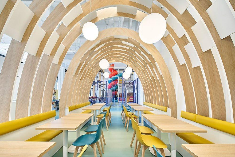 kidom restaurante diseño interior castellón