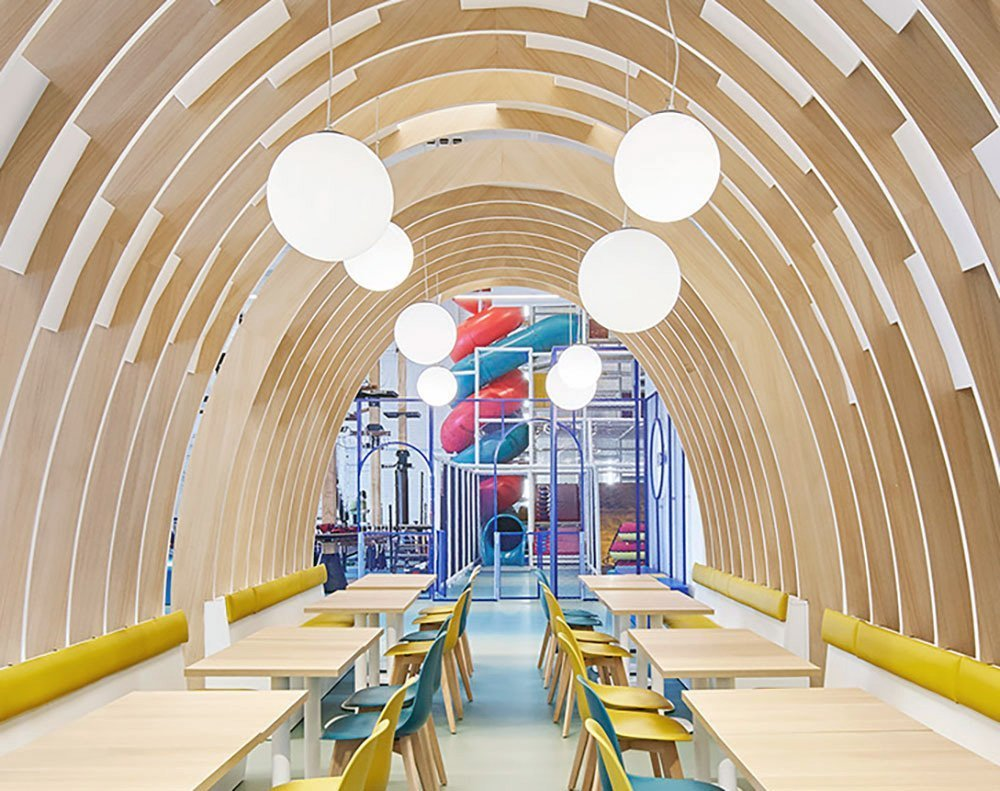 kidom restaurante diseño interior castellon