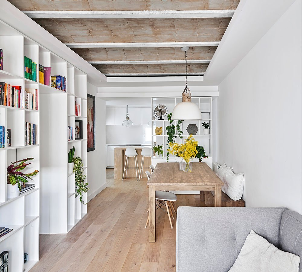 reforma piso barcelona diseño interior